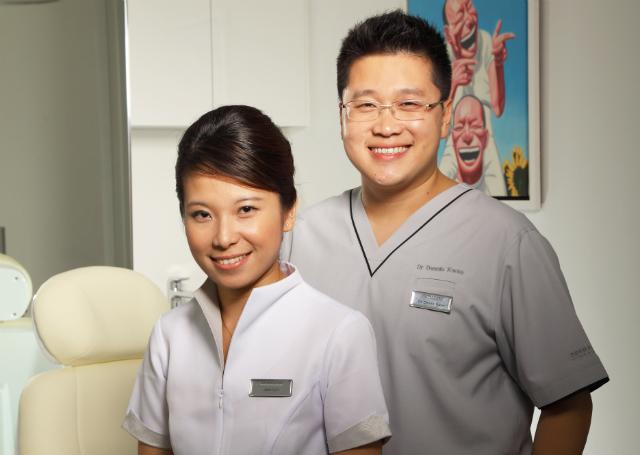 Dermacare Aesthetic  Laser Clinic Dr Kwan Staff Nurse Jean